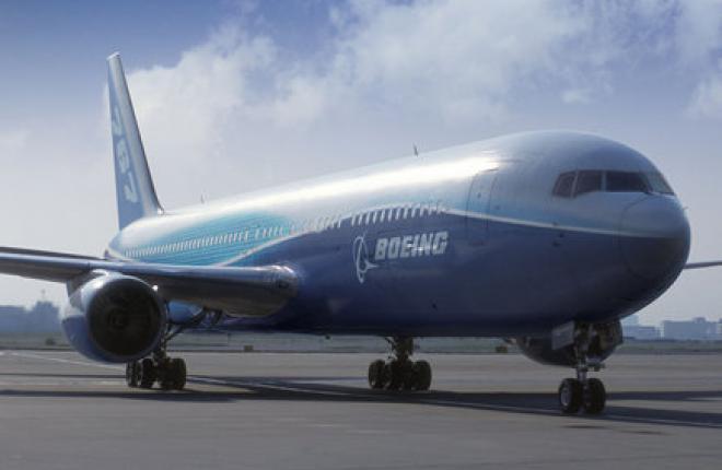 Воронежскому аэропорту разрешили принимать Boeing 767