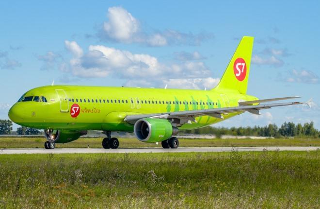 """A320ceo """"Сибири"""""""