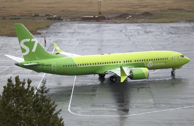 S7 Technics вышел на рынок техобслуживания Boeing 737MAX
