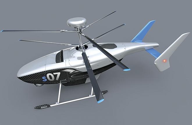 У беспилотного вертолета VRT300 появился первый заказчик