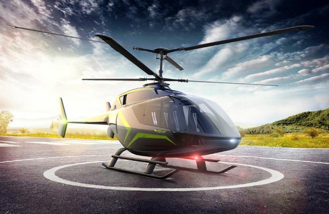 VRT500 может стать аэротакси