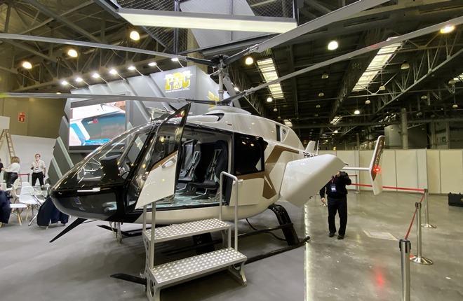 Вертолет VRT500 вернётся в Россию