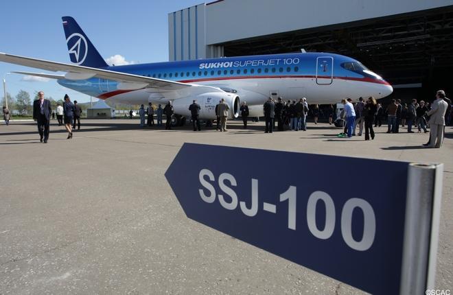 SSJ 100