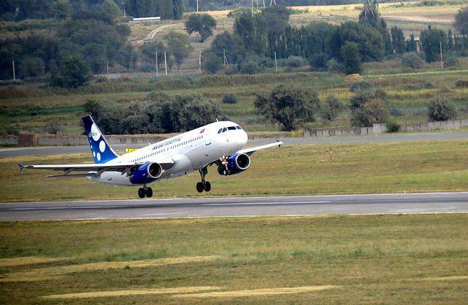 Avia Traffic Company приступила к эксплуатации второго A320