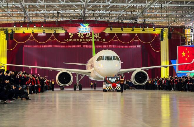 На двигатель для китайских самолетов C919 выдали первые сертификаты