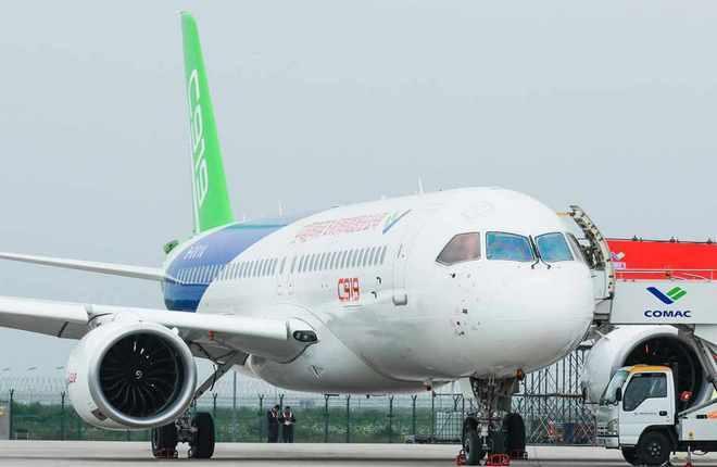 У COMAC заказали еще 70 самолетов C919
