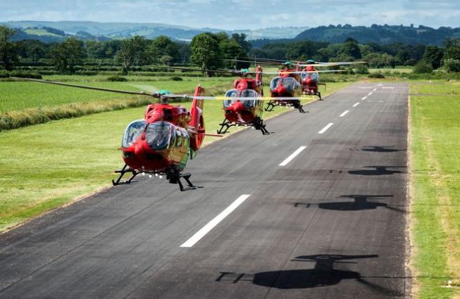 Вертолеты H145