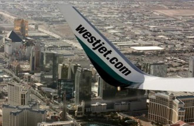 """Вступило в силу интерлайн-соглашение между авиакомпаниями """"Трансаэро"""" и WestJet"""