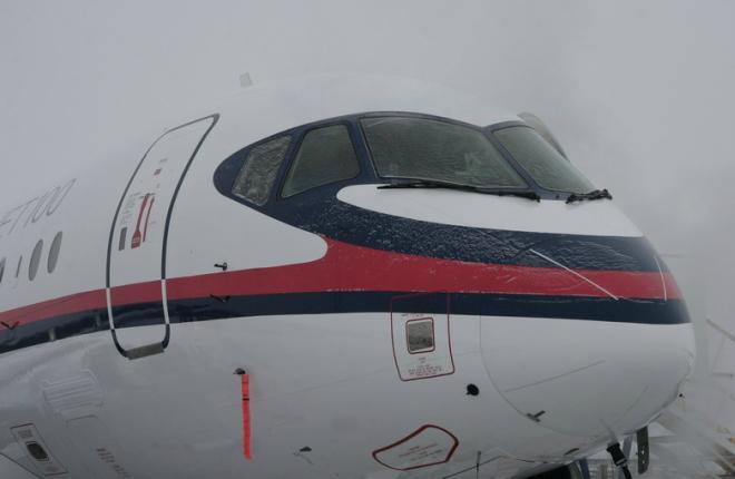ГСС продолжили наращивать поставки самолетов SSJ 100