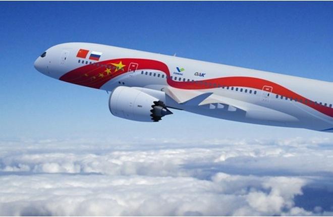 Российско-китайский широкофюзеляжный самолет будут собирать в Китае