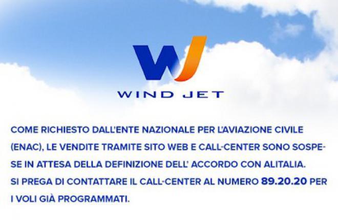 Последний шанс для авиакомпании Wind Jet