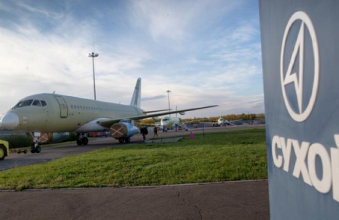 SSJ 100 получит модернизированные законцовки крыла к концу 2017 года
