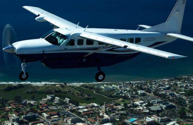 """""""КрасАвиа"""" отложила приемку самолетов Cessna 208 Grand Caravan"""