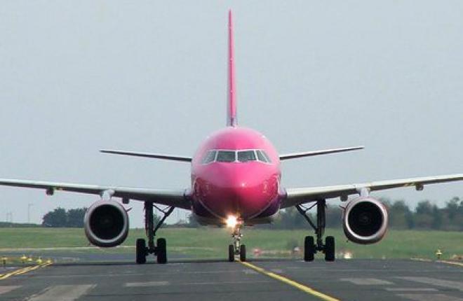 Лоукост авиакомпания Wizz Air полетит в Киев