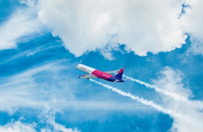 Лоукостер Wizz Air открывает рейс в Москву из ОАЭ