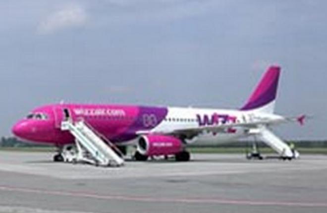Авиакомпания Wizz Air инвестирeт 100 млн долл в базу Будапешта