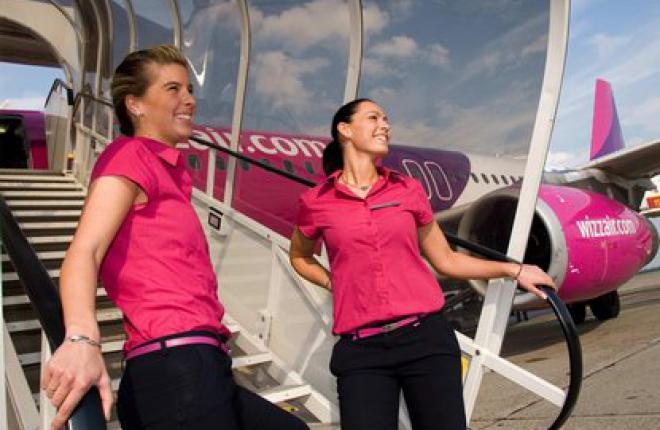 Wizz Air Ukraine возобновляет полеты из аэропорта Львова