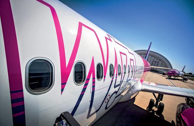 Венгерский лоукостер не планирует сдаваться под натиском Ryanair :: Wizz Air