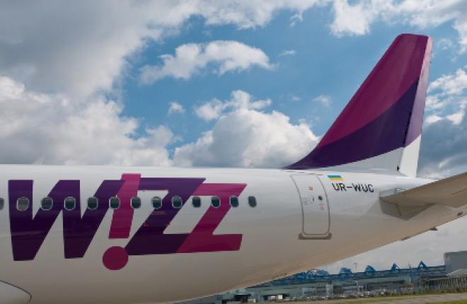 """Wizz Air Ukraine, """"ЮТэйр Украина"""" и Air Onix получили часть маршрутов """"Аэросвита"""