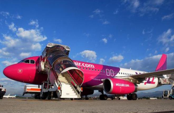 Wizz Air сменила провайдера по ТОиР