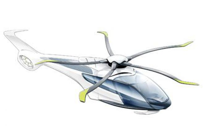 Airbus Helicopters введет в эксплуатацию вертолет X4 в 2018 году