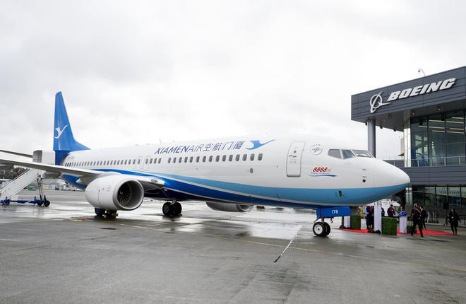 Boeing опередил Airbus по количеству заказов и поставок