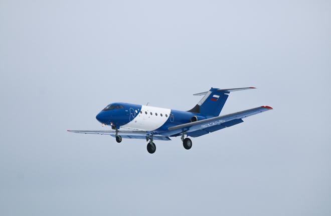 Ожидаемый результат модернизации Як-40: увеличение экономической эффективности эксплуатации самолета до уровня иностранных аналогов