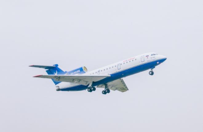 """Авиакомпания """"Ижавиа"""" восстановит рентабельность за счет Sukhoi Superjet 100"""
