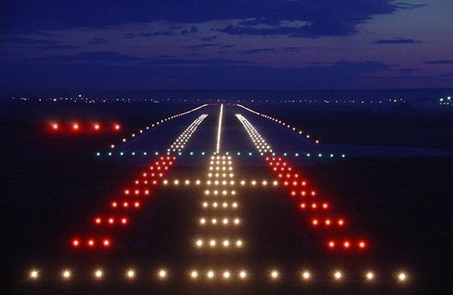 ВПП аэропорт Якутск