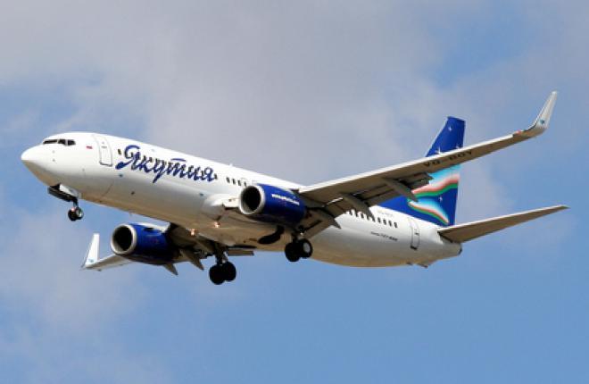 """Авиакомпания """"Якутия"""" вернула себе задержанный в Израиле Boeing 737"""