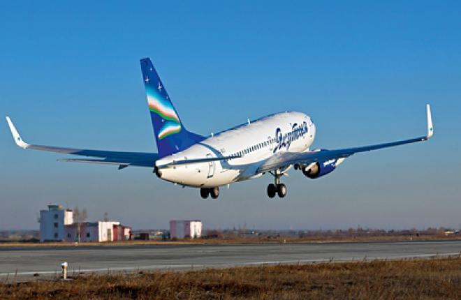 Авиакомпания «Якутия» расширяет парк самолетов Boeing 737NG для магистральных ре
