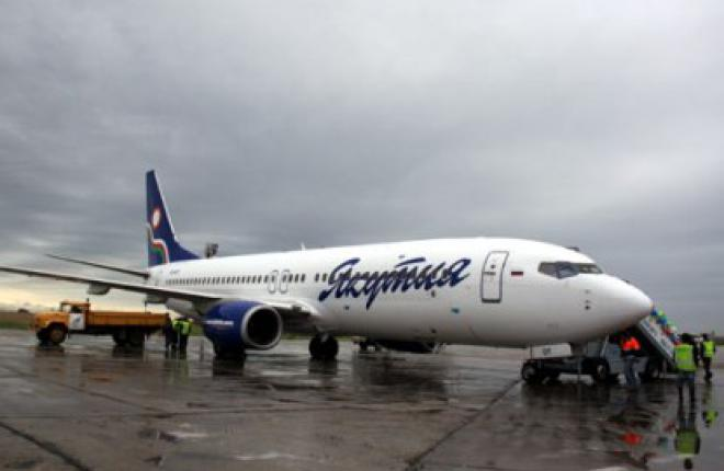 "Авиакомпания ""Якутия"" заказала 12 самолетов Boeing 737NG"