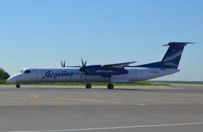 Bombardier предложила клиентам в России заменить CRJ200 на турбовинтовые Q400