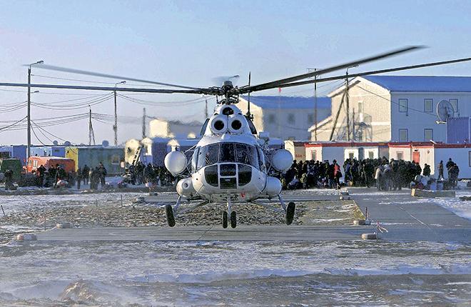 """Вопросы, которые ставит руководство вертолетной компании """"Ямал"""", охватывают всю авиаотрасль России"""