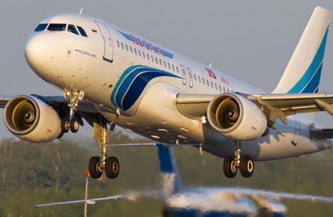 """Авиакомпания """"Ямал"""" получит к декабрю два самолета Airbus A321"""