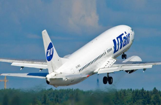 """Авиакомпания """"ЮТэйр"""" откроет рейс Санкт-Петербург—Томск"""
