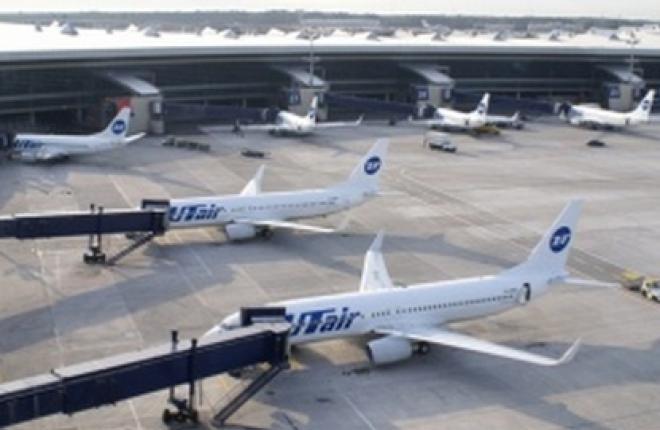 """Чистая прибыль авиакомпании """"ЮТэйр"""" увеличилась на 41,6%"""