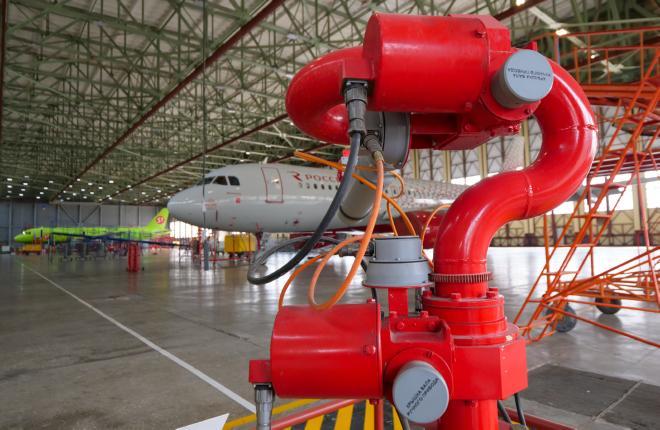 Провайдер S7 Technics создал центр по выполнению возвратных форм ТО иностранных самолетов