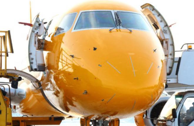 """Авиакомпания """"Саратовские авиалинии"""" организует самостоятельное техобслуживание Embraer E195"""