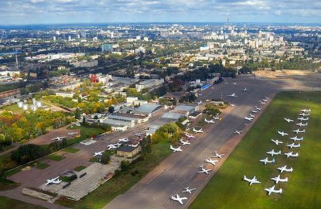 Новый терминал киевского аэропорта Жуляны откроется в апреле 2012 года