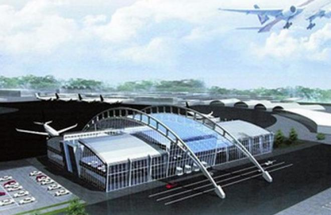 Открыт новый терминал аэропорта Жуляны
