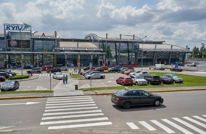 Аэропорт Киев им. Сикорского (Жуляны) пассажиропоток 2019