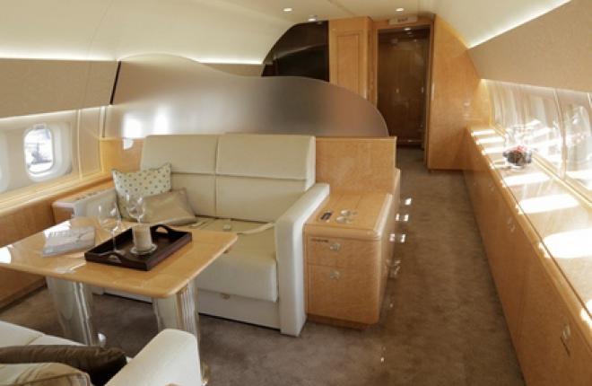 Zodiac Aerospace приобрела дизайнера интерьеров VIP-самолетов