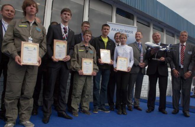 На МАКС-2013 компания Airbus подвела итоги образовательного проекта «Академия Ai