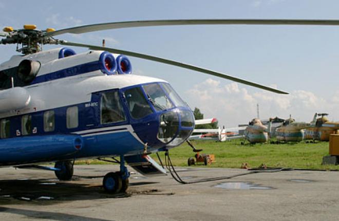 «Вертолеты России» создает в Казахстане систему сервисного обслуживания