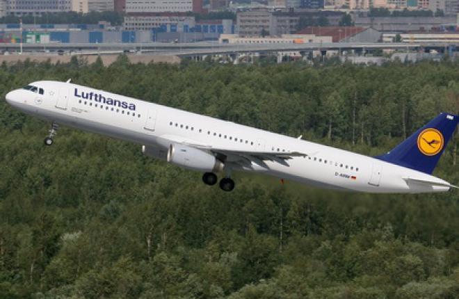 Lufthansa первой станет использовать биотопливо на регулярных рейсах