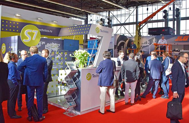 S7 Technics на форуме MRO Europe :: S7 Technics