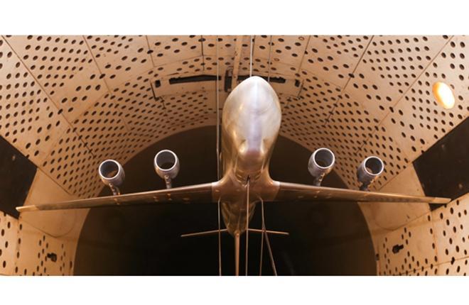 "Модель тяжелого транспортного самолета ""Слон"""