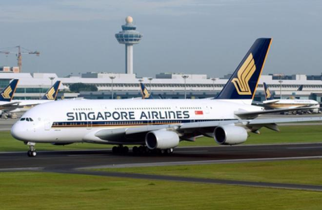 Singapore Airlines вслед за Qantas приостанавливает полеты самолетов Airbus A380