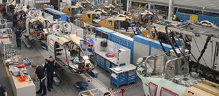 Как собирают вертолеты Airbus Helicopters